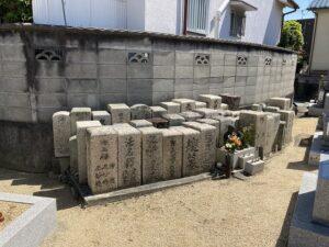 教専寺墓地(明石市)のお墓