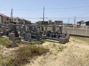 森田墓地(明石市)
