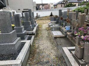 生津墓地(尼崎市)のお墓
