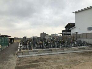 西八木公園墓地(明石市)のお墓