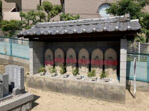 岡本西墓地(神戸市東灘区)のお墓