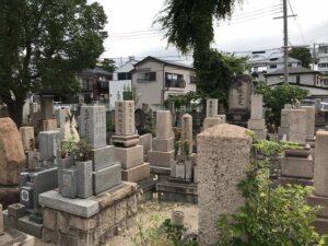 神戸市立鬼塚墓地(神戸市東灘区)のお墓