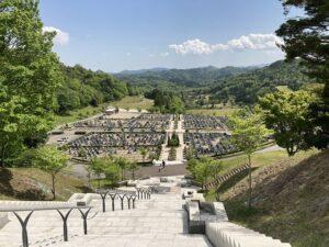 すみれ墓園(宝塚市)のお墓