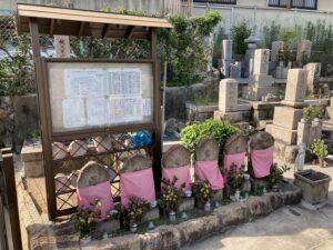 田邊墓地(神戸市東灘区)のお墓
