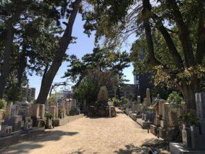 魚崎墓地(神戸市東灘区)のお墓