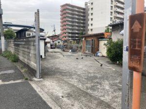 津守斎場墓地(大阪市西成区)