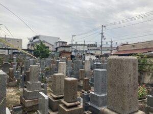 津守斎場墓地(大阪市西成区)のお墓