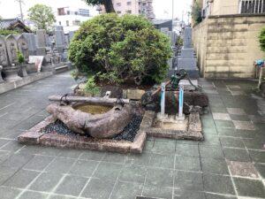 荘厳浄土寺境内墓地(大阪市住吉区)のお墓