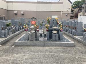 市設粉浜霊園(大阪市西成区)のお墓