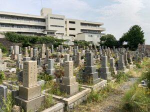 吹田市片山墓地(吹田市)のお墓