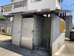 東池尻庄司庵墓地(大阪狭山市)のお墓
