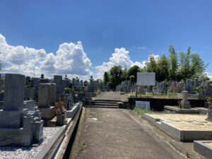 大久保共同墓地(熊取町)のお墓