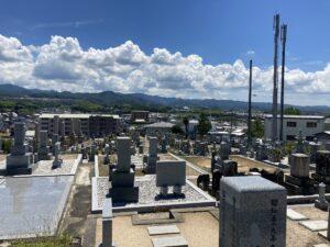 小垣内墓地(熊取町)のお墓