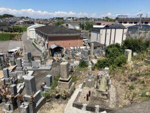 大宮区墓地(熊取町)のお墓