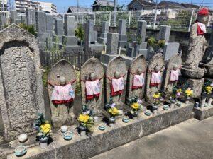 自然田墓地(阪南市)のお墓
