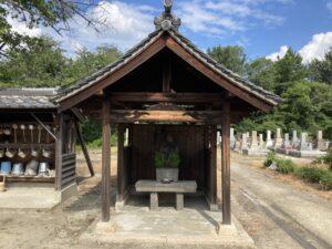 山田別所共同墓地(吹田市)のお墓