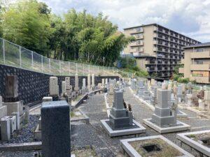山田市場共同墓地(吹田市)のお墓