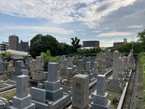 北之町公園墓地(吹田市)のお墓