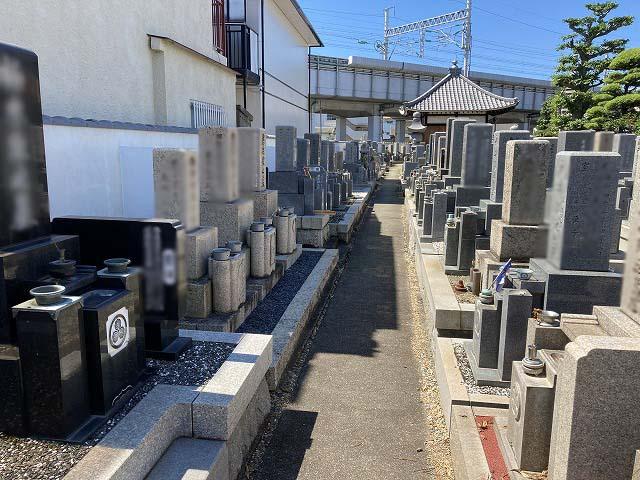 慈泉寺境内墓地(明石市)のお墓