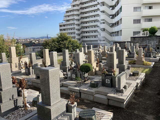 常楽寺墓地(明石市)のお墓