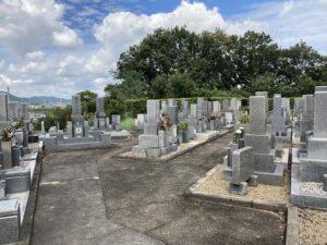 城山霊園(加古川市)のお墓
