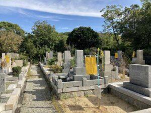 甲山墓園(西宮市)のお墓