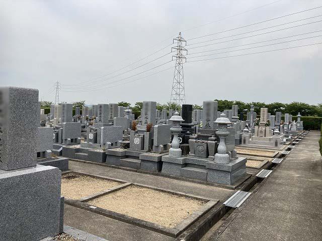 国岡裏共同墓地(加古郡稲美町)のお墓
